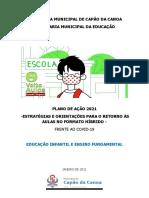 PLANO DE AÇÃO 2021-FORMATO HÍBRIDO