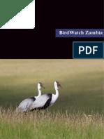 BirdWatch-Zambia-Profile