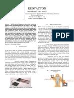 Redtacton IEEE Report