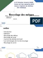 Recyclage Des Métaux v2 2