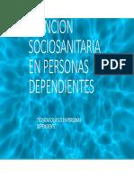 Atencion Sociosanitaria en Personas Dependientes