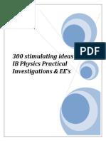 300-lab-ideas