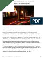 Introdução a Dimensão do Irfán (Gnose) – Arresala – Centro Islâmico no Brasil