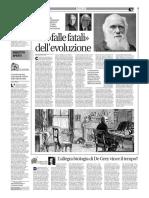 Facchini _falle evoluzionismo