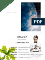 Bio - Unidade 0 Cap_01 - Biosfera