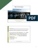 5583_Web Technologies [Compatibility Mode]