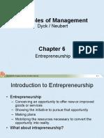 Chapter 6_Entrepreneurship