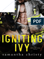 #1 Igniting Ivy - The Men on Fire Series - Samantha Christy