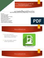 Slide Biocombustíveis