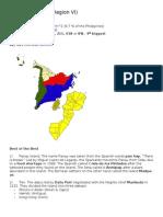 Region VI (Western Visayas)