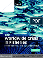 Book the Worldwide Crisis in Fisheries Economic Models and Human Behavior by Colin W. Clark (Z-lib.org)