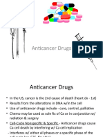 Anti Cancer Agents