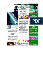March 6 2011 Newsletter FULLVersion