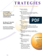DistributionStrategyManufacturers