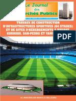 Journal des marchés publics n°1419 du mercredi 02 au mardi 08 août 2017