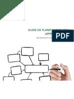 Guide-planification de l'enseignement