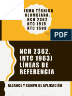 Norma Técnica Colombiana (1)