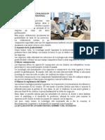 BENEFICIOS DE LA TECNOLOGÍA EN EL DESARROLLO DE INDUSTRIA