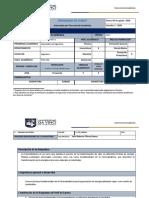 Formato - Programa de Curso - UDV - Termodinamica 2019