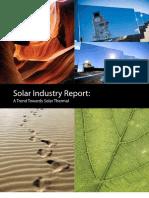 Solar Industry Report