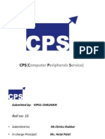 Cps Presentation