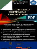PPT PROFIL PRODI AKUAKULTUR