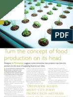 GP72 Food Production