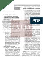 Ley de Saneamiento Fisico Legal y Formalizacion de Predios Ley n 31145 1938954 1 LALEY