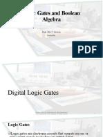Lec3_Logic Gates and Boolean Algebra
