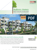 Ansal Mulberry Homes Gurgaon 7838111997