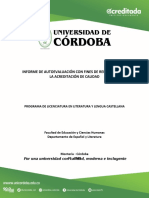 Lic. Literatura y Lengua Castellana