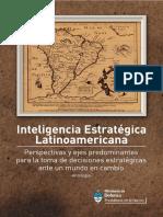 Livro Inteligência Estratégica Latino-Americana