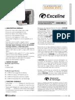 Protector Exceline. GSM-M