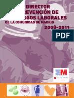 Campaña PRL de la Comunidad de Madrid
