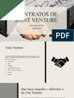 Contratos de Joint Venture