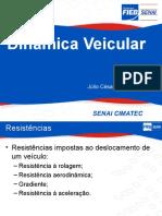Dinâmica veicular