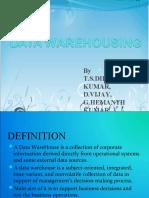 Data warehousing final