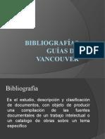 Bibliografías Guías de Vancouver