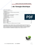 ch 05 Stockage de l'énergie électrique