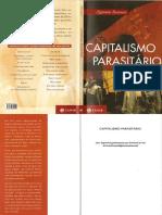 CAPITALISMO PARASITÁRIO