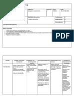 Planificación Cvd Sexto Abril 2016