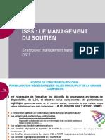 ISS5 day 2 PM Application du management au soutien 2021