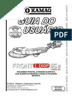 Catalogo Rocadeira FRONTKOP 115II EX
