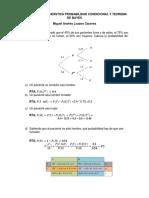 20-4-2020 Probabilidad Condicional y Teorema de Bayes - Miguel Lozano