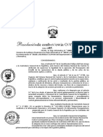 DIRECTIVA N° 005-2014