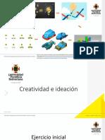 Sesión creatividad UPB