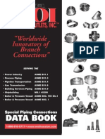 [WOI]     Special Piping Connections Data Book     [2006]