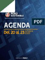 Agenda Peru Sostenible 2020