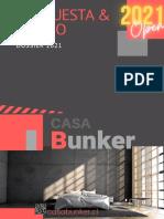 DOSSIER 2021 CASA BUNKER