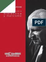 Marcuse, Herbert (2019) - Escritos sobre dialéctica y marxismo